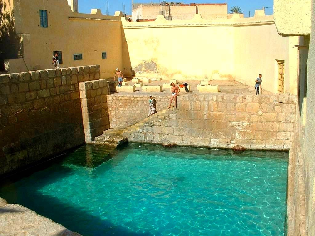 Les piscines romaines tunitrip for Piscine romaine
