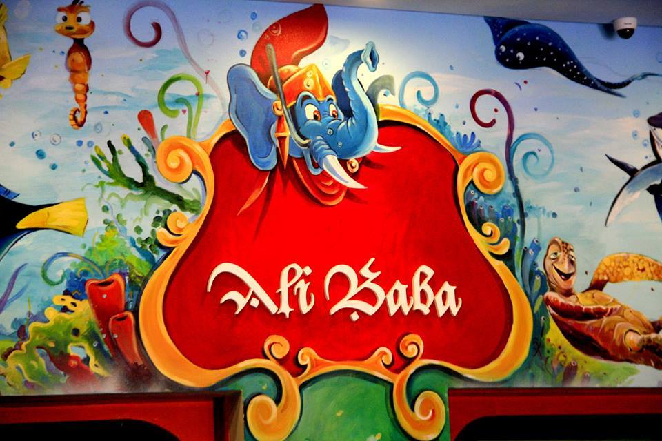 Attractions Ali Baba